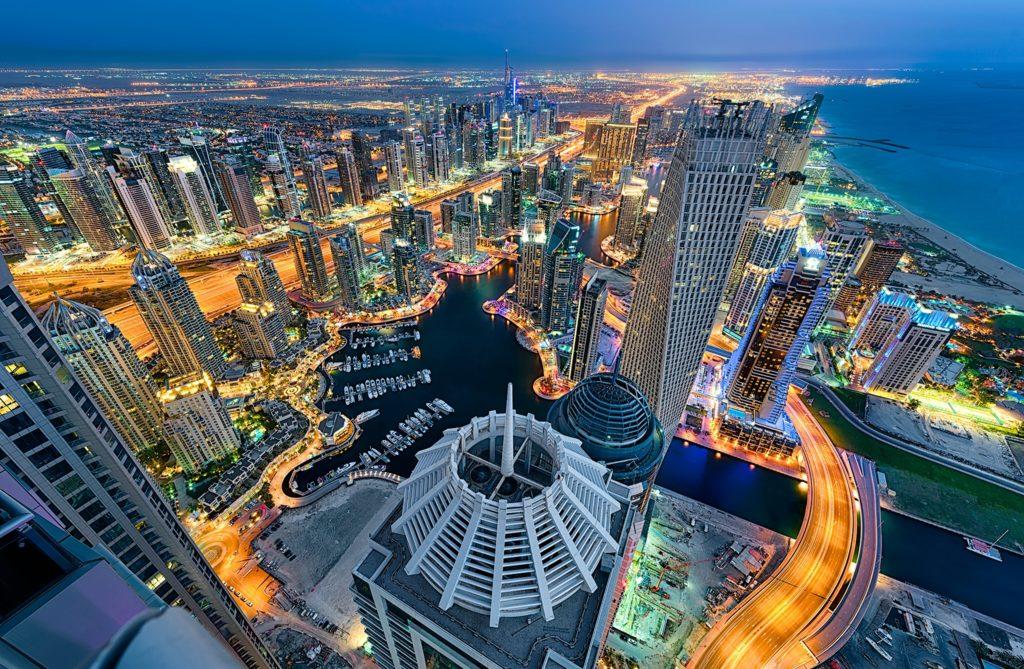 Дубай за один день что посмотреть