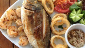 Еда в Анталье