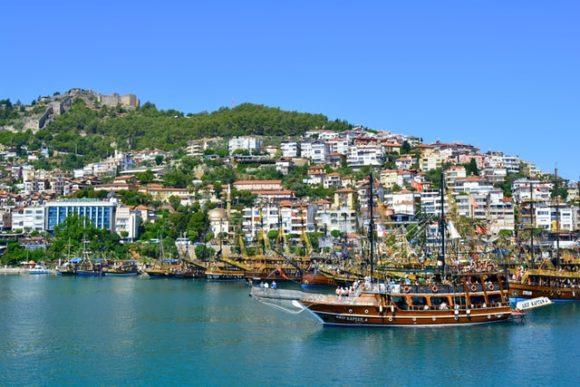 Аланья недвижимость Турция