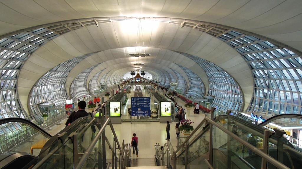 Аэропорт Бангкока Суварнабхуми: схема и табло прилета и вылета. Как добраться из аэропорта в Паттайю