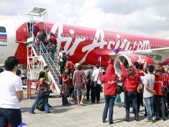 AirAsia компания которая летает из Утапао