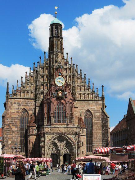Церковь Божьей Матери, Нюрнберг