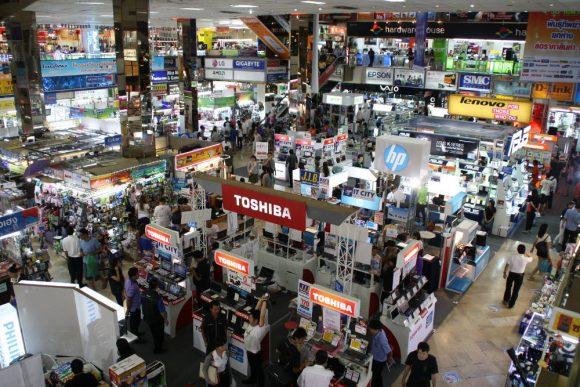 электроника в Таиланде