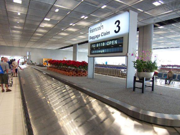багаж аэропорт Бангкока