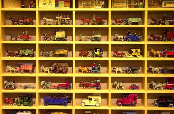 Spielzeugmuseum - музей игрушек