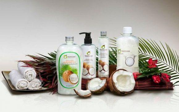 tropikana один из производителей кокосового масла