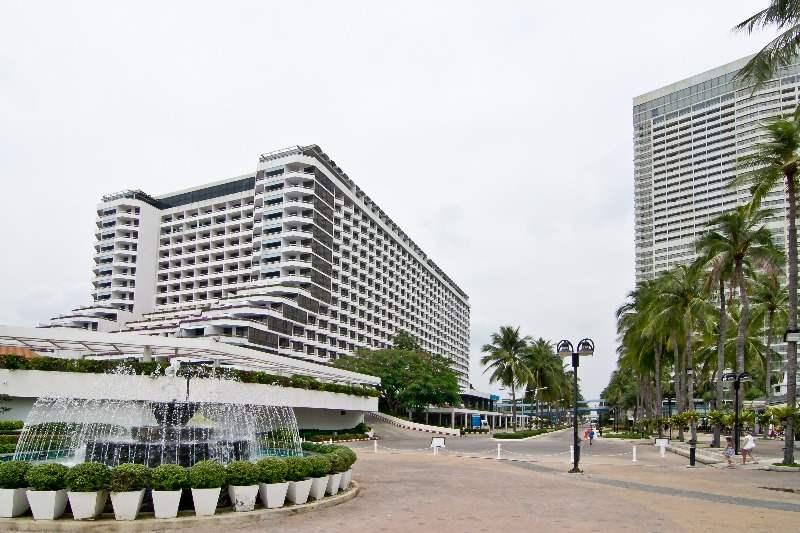 Отель Ambassador City Jomtien Ocean Wing 4*. Описание отеля и отзывы.
