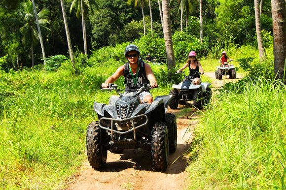 Экскурсия на квадрациклах в Паттайе