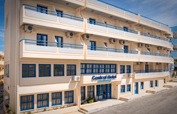 Central Hersonissos Hotel