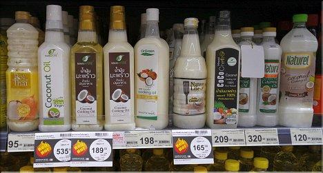кокосовое масло в Паттайе