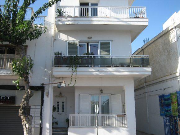 Херсониссос (Крит). Городской отель.