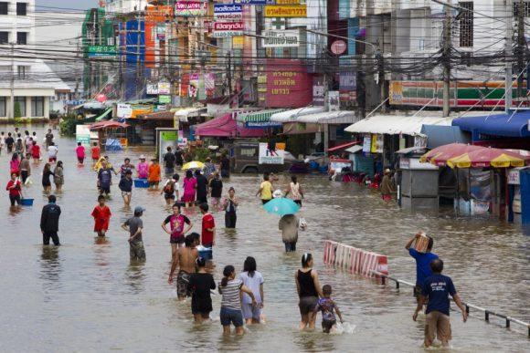 погода в Таиланде в сезон дождей