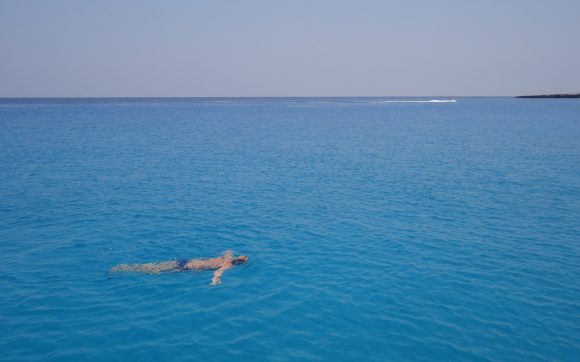 Наш папа ушел в открытое море
