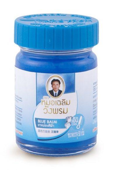 синий тайский бальзам