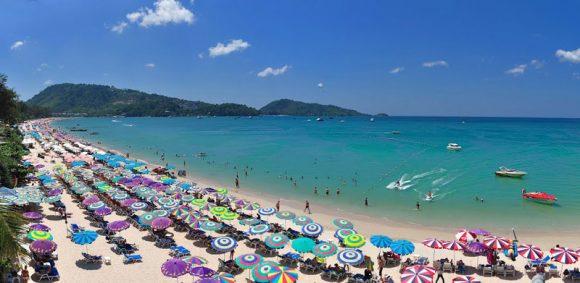 Пляж Patong beach (Патонг)