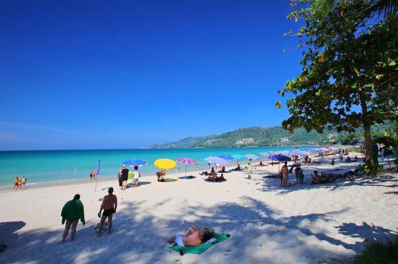 Patong beach (Патонг)