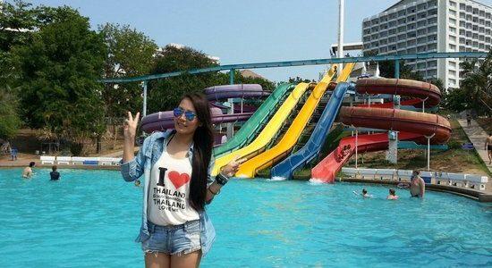 Все аквапарки в Паттайе: описание с фото и ценами