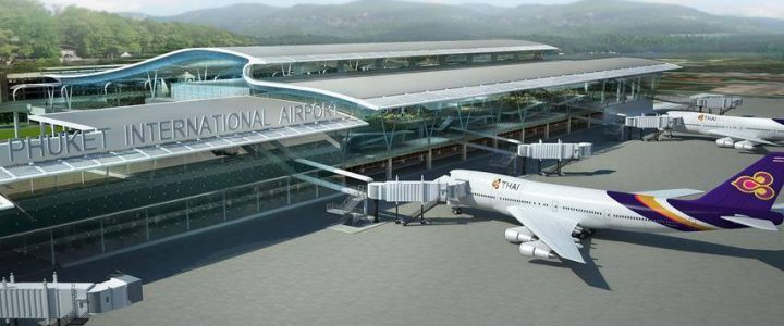 Аэропорт Пхукета: схема и табло прилета и вылета.  Как добраться с аэропорта в Пхукет-таун.