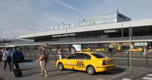 Прага - аэропорт