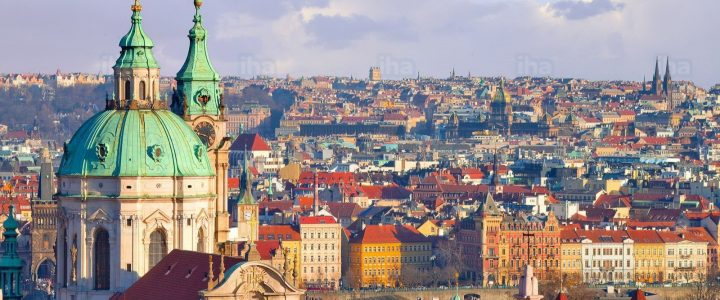 В Прагу с малышом: особенности путешествия