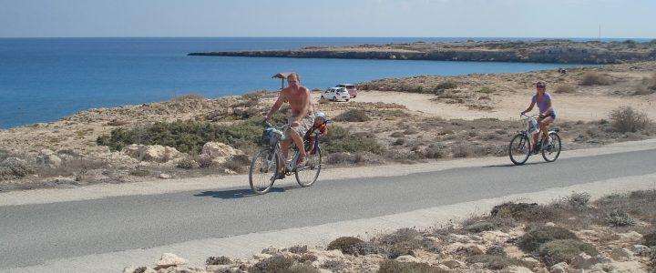 На Кипр с ребенком — самостоятельно